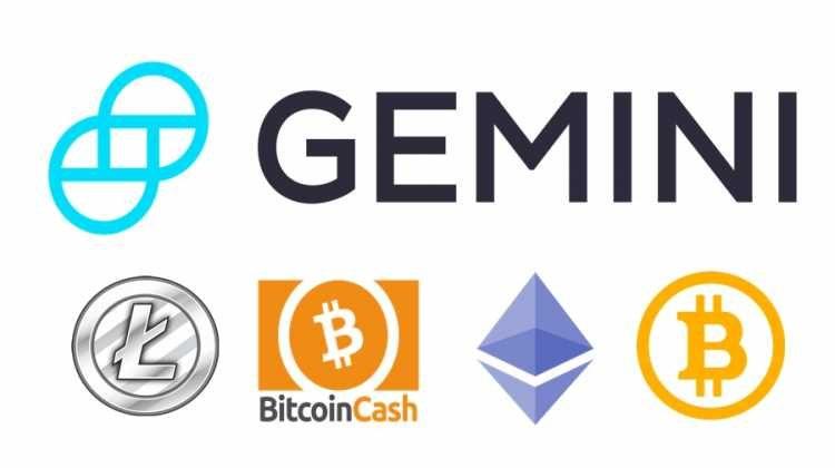 Gemini Mejores exchanges bitcoin 2019