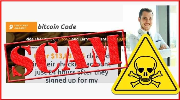 Bitcoin code es una estafa