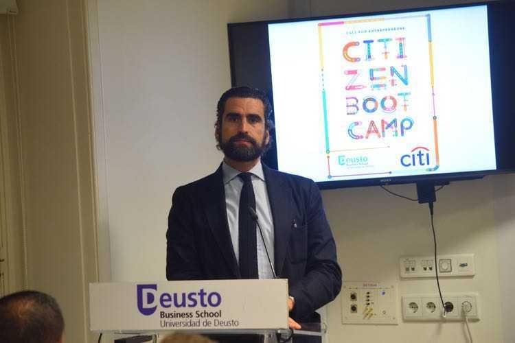 Deusto Citizen Bootcamp Iñaki Ortega