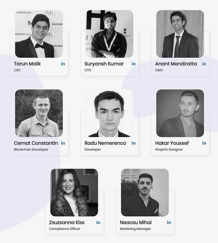 Etherinc Team