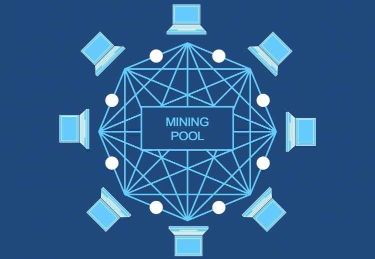 pools de minería