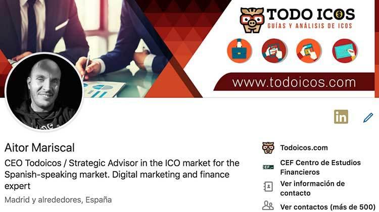 Strategic Advisor y CEO Todoicos