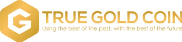 Logo truegoldencoin